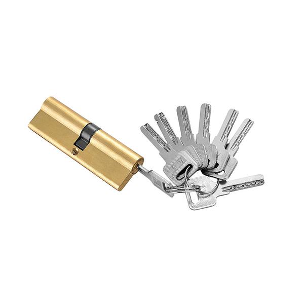 电脑槽AB锁芯(铁钥匙2+6) 电脑槽AB锁芯(铁钥匙2+6)