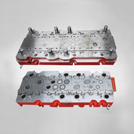 工業電機級進模-
