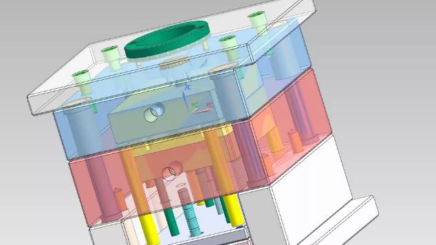 注塑模具的設計過程原來是這樣