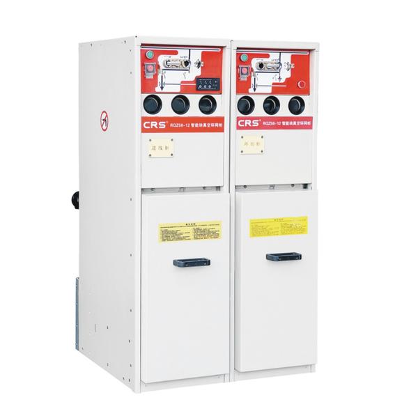 12kV户外高压智能块真空(固体)环网柜 126kv