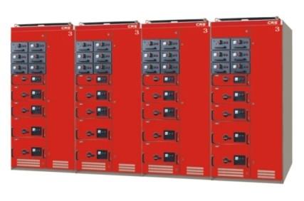 GCR型低压抽出式开关柜 高低压成套开关设备