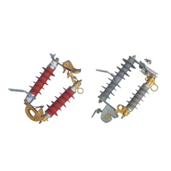 12kV户外金属氧化锌避雷器系列 熔断器