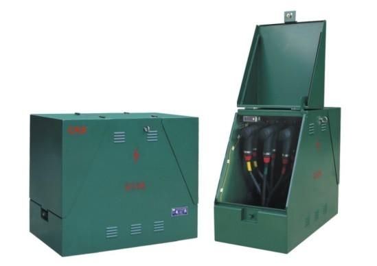 DFW7-12/630-20型欧式电缆分接箱 户外电缆分接箱环网开关站