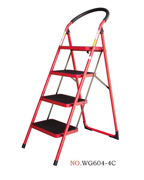 家用铁梯系列-WG604-4C