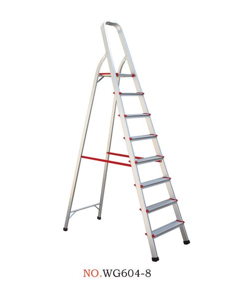家用铝梯系列-WG604-8