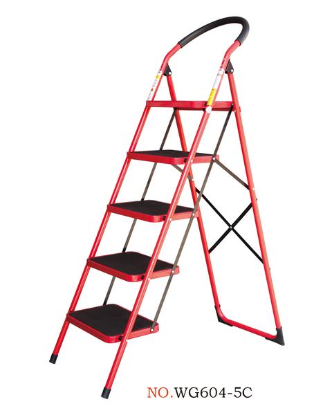 家用铁梯系列-WG604-5C
