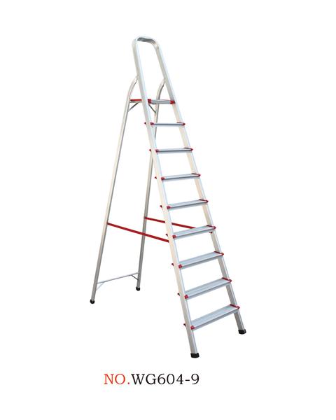 家用铝梯系列-WG604-9