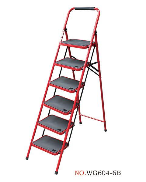 家用铁梯系列-WG604-6B