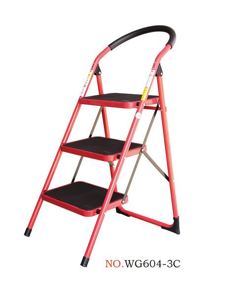 家用铁梯系列-WG604-3C