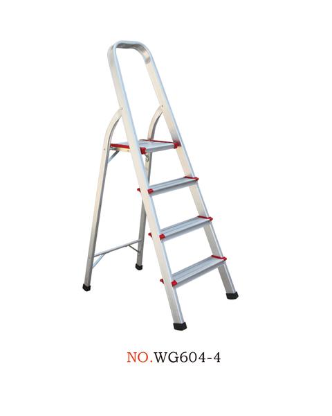 家用铝梯系列-WG604-4