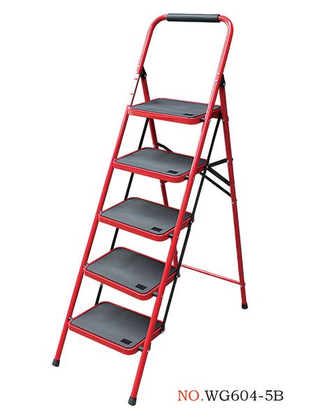家用铁梯系列-WG604-5B