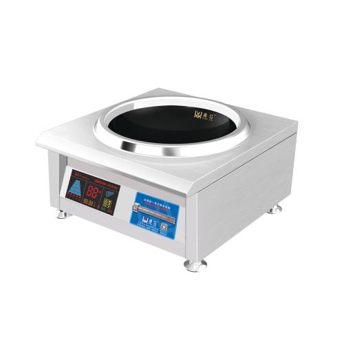鼎芯系列电磁台式凹面炉-WMD-DXTA-350
