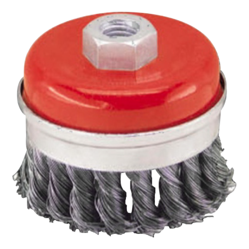 Cup Brush knotted,Heavy-YDM9012