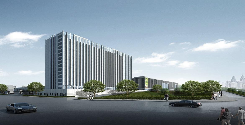 华东(金华)农产品物流中心建设项目
