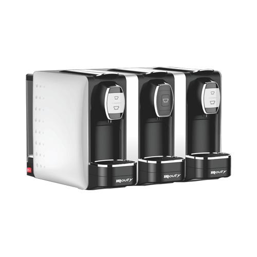 咖啡机-ZNCM203M-3in1