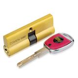 双片叶C1锁芯 -ZHS15-C1