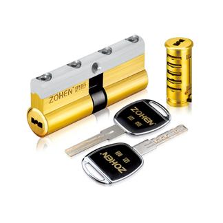 5D双片叶防打断锁芯-ZHS13