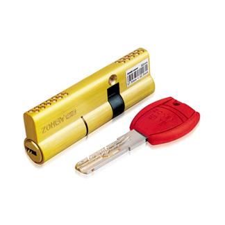 超B级双排复合锁芯-ZHSC