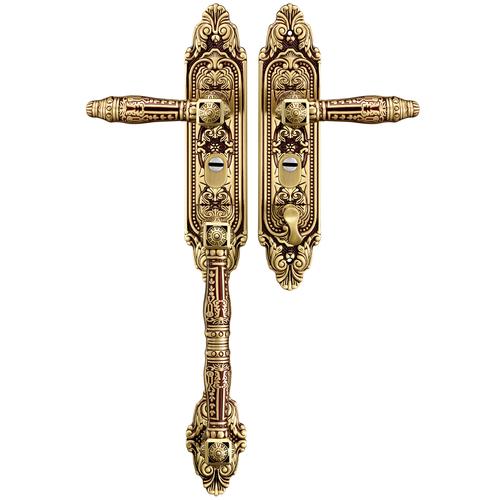 ZH9955金色全铜拉手-ZH9955金色全铜拉手