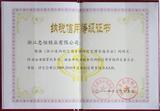 2009-2010年度纳税2A级证书