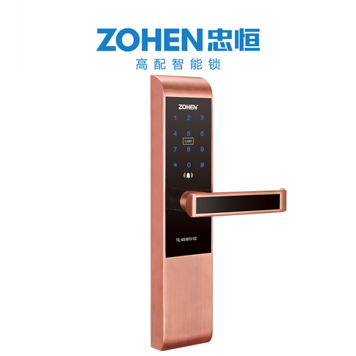 ZH9620密码刷卡锁-ZH9620密码刷卡锁