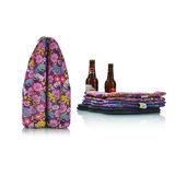 心形提手6瓶装红酒袋 -FR-W006B