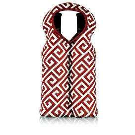 心形提手2瓶装红酒袋-FR-W005B