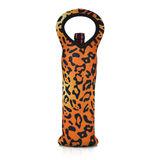 心形提手1瓶装红酒袋 -FR-W001B