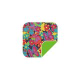 P021蝴蝶花/绿 -P021蝴蝶花/绿