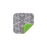 P031钻石图/绿 -P031钻石图/绿