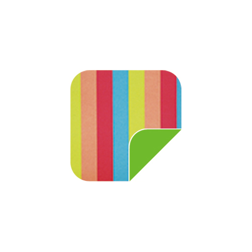 P015彩虹条纹/绿-P015彩虹条纹/绿