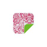 P036粉色图腾/绿 -P036粉色图腾/绿