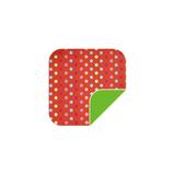 P007橙色点/绿 -P007橙色点/绿