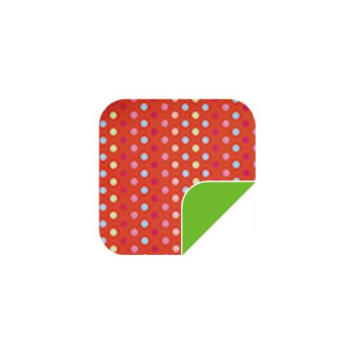 P007橙色点/绿-P007橙色点/绿