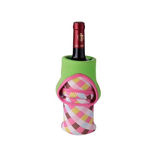 心形提手瓶装红酒袋-FR-W001B