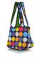 FREEMAN彩条木纹款休闲包-FR-W014