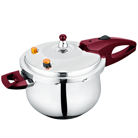 Stainless steel pressure cooker GZY-ASF01