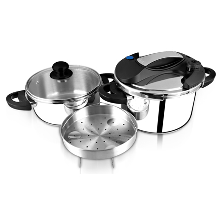 DS Stainless Steel pressure cooker GZY-DS22
