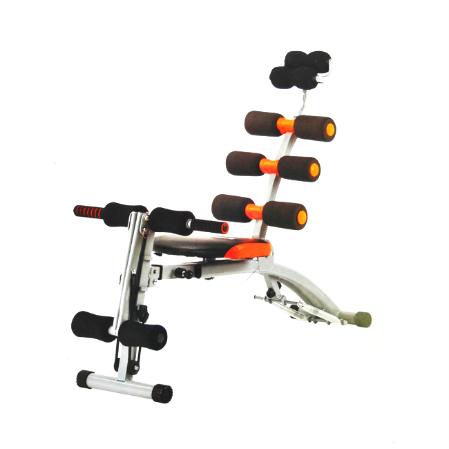 Nonsexual exercise six pack care sit-up benchGZY-SB001