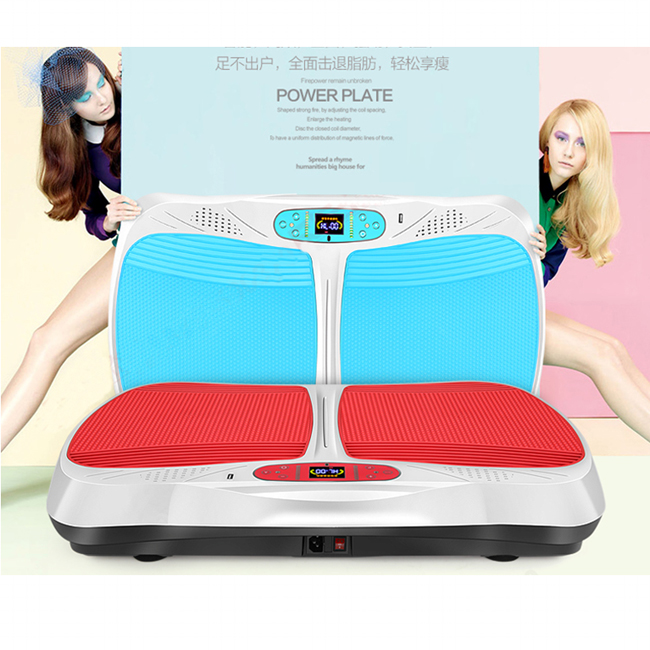 Home Fitness equipment for body vibration plateGZY-VP004