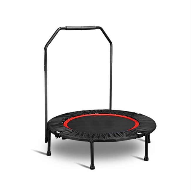 Adjustable folding home exercise trampolineGZY-TH004