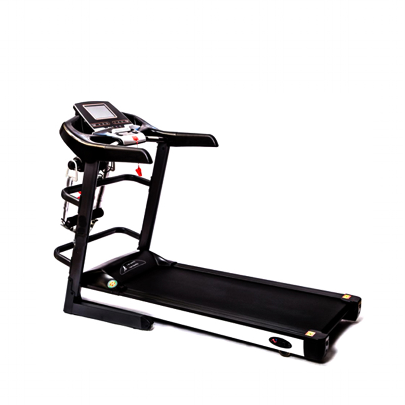 Hot Sale Multi-function Indoor Gym Home Fitness Running Equipment 3.5HP DC Motor Electric Motorized TreadmillGZY-DF709D