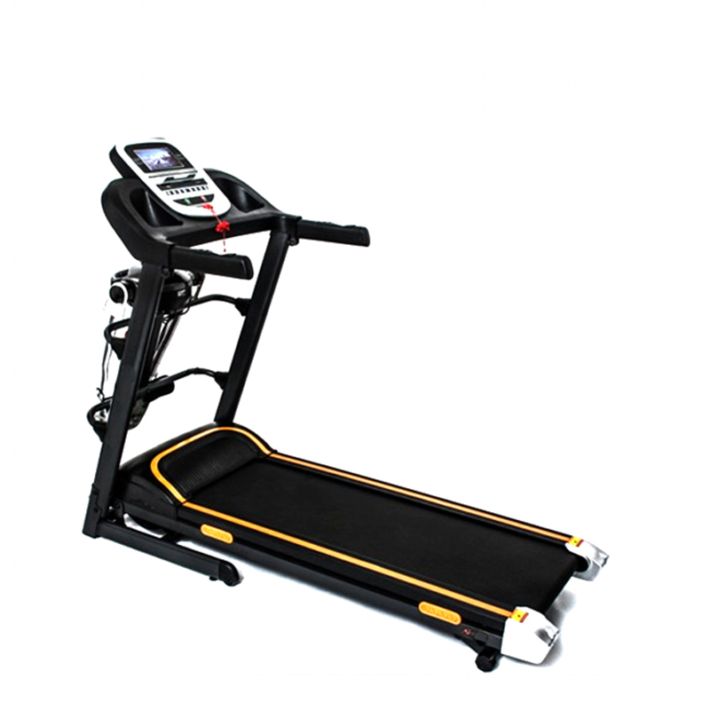 Hot Sale Multi-function Indoor Gym Home Fitness Running Equipment DC Motor Electric Motorized TreadmillGZY-DF710D