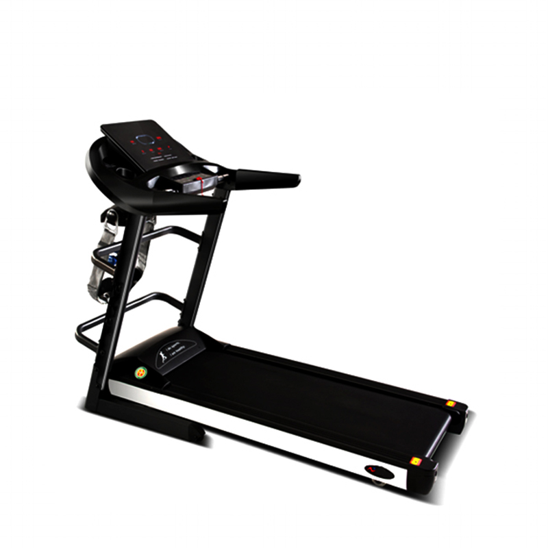 Multi-function Indoor Gym Home Fitness Running Equipment Electric Motorized TreadmillGZY-DF717