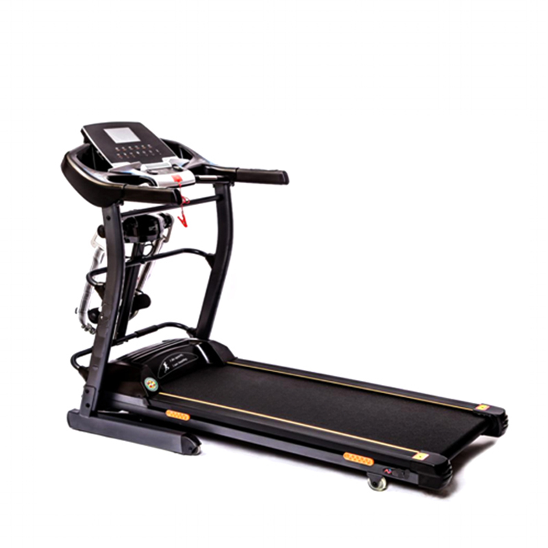 Hot Sale Multi-function Indoor Gym Home Fitness Running Equipment Electric Motorized TreadmillGZY-DF708D