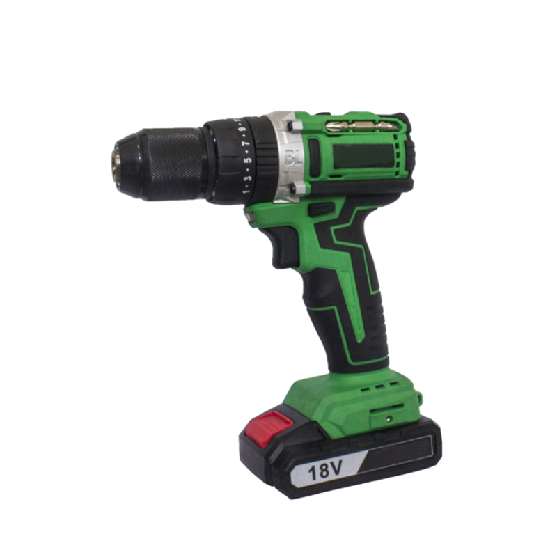 18V electric cordless impact drill with 40 N.m torqueGZY 3805T