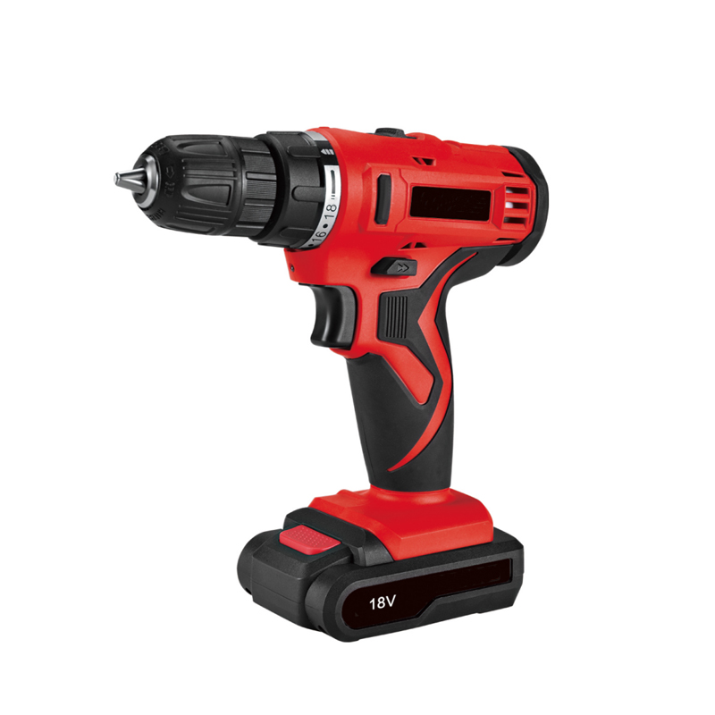 Two mechanical electric cordless drill 18VGZY 8618