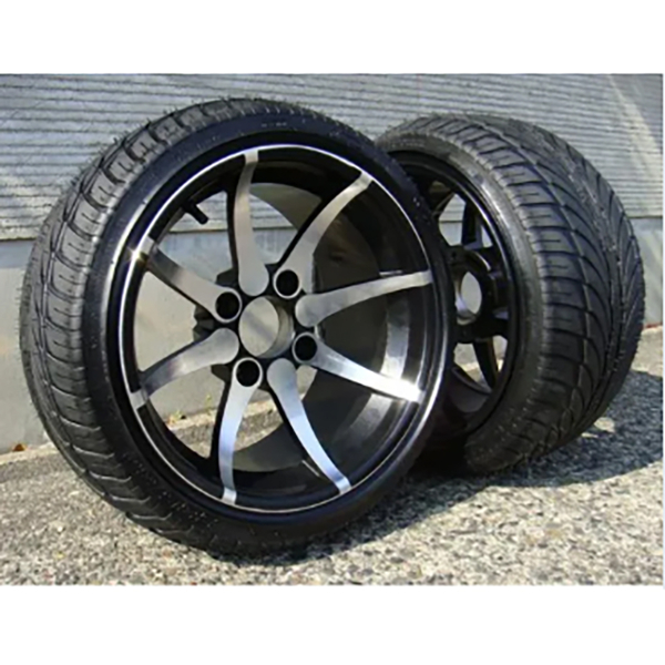 ATV Wheels 14X6 & 14X8 Inch Alloy Rim GZY-FISH1460N&GZY-FISH1480N