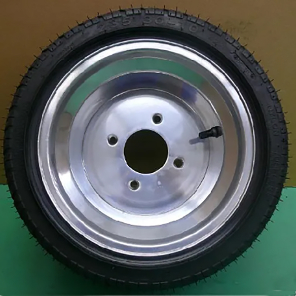 10X8 Inch ATV Alloy Wheel Popular in Japan GZY-PB1080P-4H