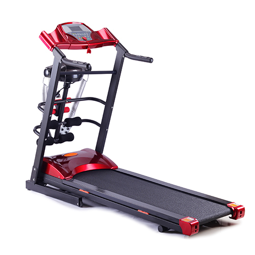 Hot Sale Multi-Function LCD Display Home Use Electric Motorized Treadmill GZY-1008